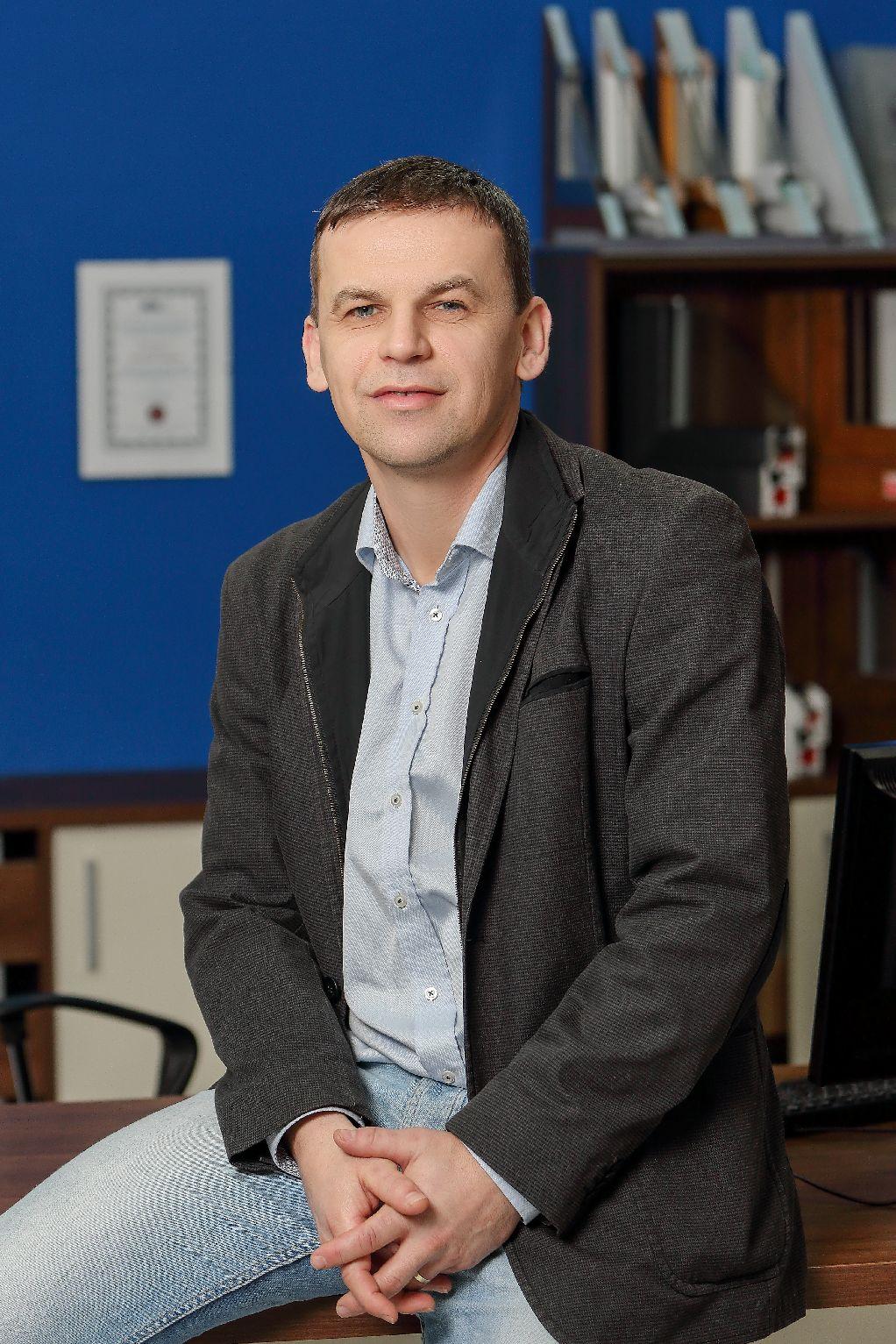 Konateľ spločnosti pán Miroslav Jastrabík
